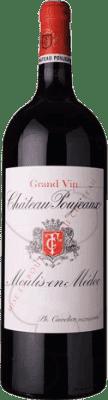 81,95 € Free Shipping | Red wine Château Poujeaux Crianza A.O.C. Moulis-en-Médoc France Magnum Bottle 1,5 L