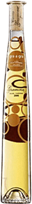 24,95 € Envio grátis | Vinho fortificado Gramona Gra a Gra D.O. Penedès Catalunha Espanha Chardonnay, Sauvignon Branca Meia Garrafa 37 cl