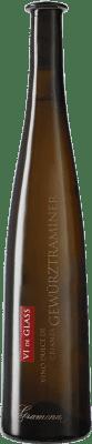 36,95 € Envoi gratuit | Vin fortifié Gramona Vi de Glass Vino de Hielo 2009 D.O. Penedès Catalogne Espagne Gewürztraminer Bouteille 75 cl