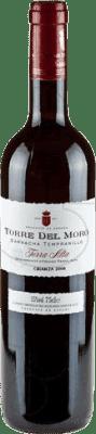 5,95 € Free Shipping | Red wine Batea Torre del Moro Crianza D.O. Terra Alta Catalonia Spain Tempranillo, Syrah, Grenache Bottle 75 cl