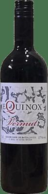 5,95 € Envío gratis | Vermut Batea Equinox España Botella 75 cl