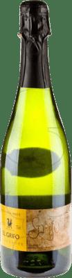 19,95 € Envoi gratuit | Blanc moussant El Grifo Brut Joven D.O. Lanzarote Iles Canaries Espagne Malvasía Bouteille 75 cl | Des milliers d'amateurs de vin nous font confiance avec la garantie du meilleur prix, une livraison toujours gratuite et des achats et retours sans complications.