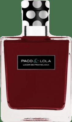 29,95 € Envoi gratuit | Liqueurs Paco & Lola Licor de Frambuesa Licor Macerado Espagne Demi Bouteille 50 cl