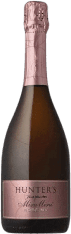 32,95 € Free Shipping | Rosé sparkling Hunter's Miru Miru Brut Joven New Zealand Pinot Black, Chardonnay, Pinot Meunier Bottle 75 cl