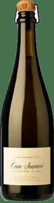 12,95 € 免费送货 | 白起泡酒 Can Sumoi Ancestral 加泰罗尼亚 西班牙 Parellada Montonega 瓶子 75 cl | 成千上万的葡萄酒爱好者信赖我们,保证最优惠的价格,免费送货,购买和退货,没有复杂性.