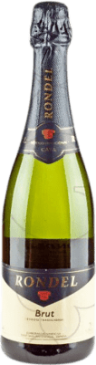 3,95 € Free Shipping   White sparkling Codorníu Rondel Brut Joven D.O. Cava Catalonia Spain Macabeo, Xarel·lo, Parellada Bottle 75 cl   Thousands of wine lovers trust us to get the best price guarantee, free shipping always and hassle-free shopping and returns.