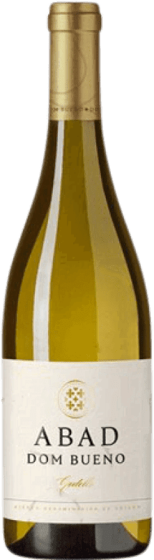 7,95 € Free Shipping | White wine Abad Dom Bueno Joven D.O. Bierzo Castilla y León Spain Godello Bottle 75 cl