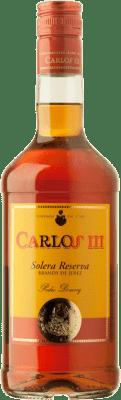 12,95 € Free Shipping | Brandy Osborne Carlos III Spain Bottle 70 cl