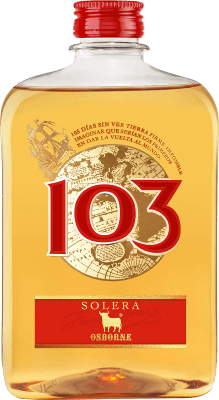 13,95 € Free Shipping   Spirits Osborne 103 Spain Petaca 1 L