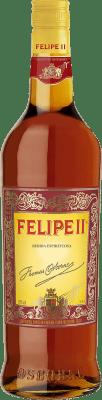 11,95 € Free Shipping   Spirits Osborne Felipe II Spain Missile Bottle 1 L