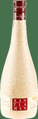 9,95 € Envío gratis | Crema de Licor Osborne Xantiamen Crema de Orujo España Botella 70 cl