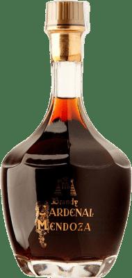 85,95 € Free Shipping | Brandy Sánchez Romate Cardenal Mendoza Lujo Spain Bottle 70 cl