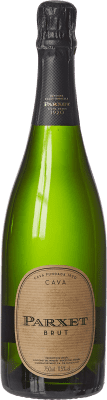9,95 € Free Shipping | White sparkling Parxet Grappa Brut Reserva D.O. Cava Catalonia Spain Macabeo, Parellada, Pansa Blanca Bottle 75 cl | Thousands of wine lovers trust us to get the best price guarantee, free shipping always and hassle-free shopping and returns.