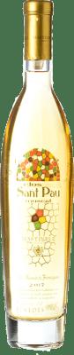 15,95 € Free Shipping | Fortified wine Mas Tinell Clos Sant Pau D.O. Penedès Catalonia Spain Muscatel Half Bottle 50 cl