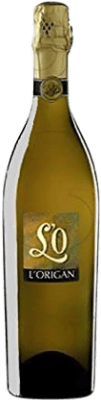 19,95 € Free Shipping | White sparkling L'Origan Brut Nature Gran Reserva 2011 D.O. Cava Catalonia Spain Macabeo, Xarel·lo, Chardonnay, Parellada Bottle 75 cl | Thousands of wine lovers trust us to get the best price guarantee, free shipping always and hassle-free shopping and returns.