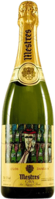 39,95 € Free Shipping | White sparkling Mestres Clos Damiana Brut Nature Gran Reserva 2003 D.O. Cava Catalonia Spain Macabeo, Xarel·lo, Parellada Bottle 75 cl | Thousands of wine lovers trust us to get the best price guarantee, free shipping always and hassle-free shopping and returns.