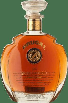 114,95 € Free Shipping | Rum Brugal Siglo de Oro Extra Añejo Dominican Republic Bottle 70 cl