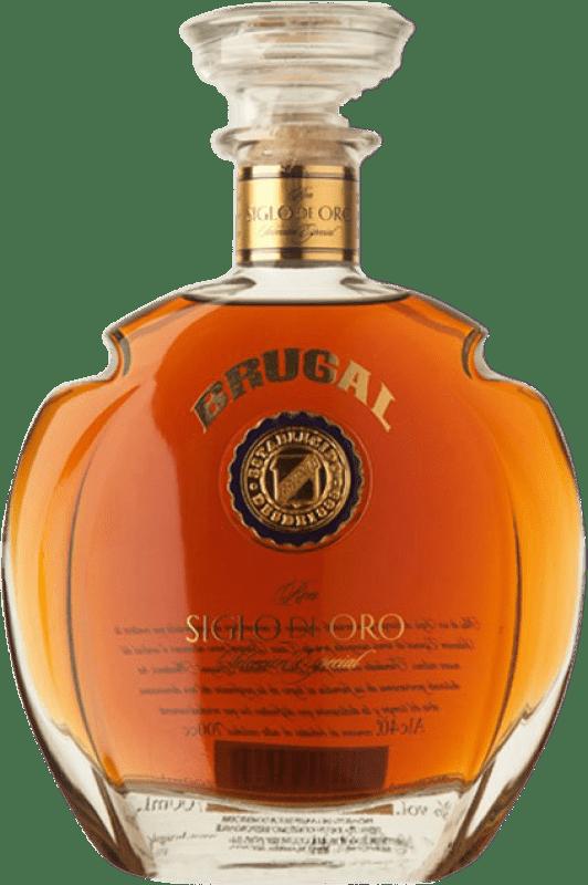 107,95 € Free Shipping | Rum Brugal Siglo de Oro Extra Añejo Dominican Republic Bottle 70 cl