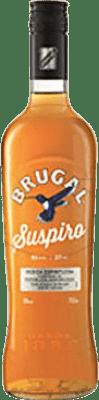 16,95 € Free Shipping | Rum Brugal Suspiro Añejo Dominican Republic Bottle 70 cl