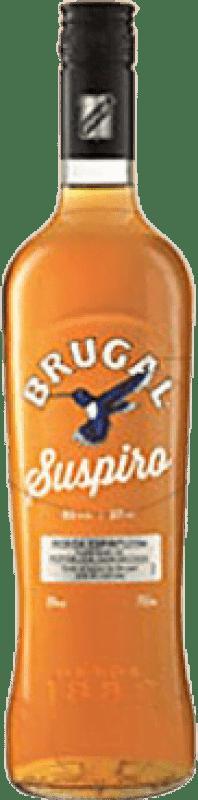14,95 € Free Shipping | Rum Brugal Suspiro Añejo Dominican Republic Bottle 70 cl