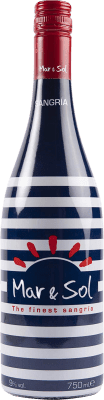 5,95 € Free Shipping | Sangaree Sort del Castell Mar & Sol Spain Bottle 75 cl