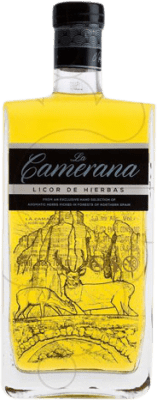 17,95 € Free Shipping | Herbal liqueur Albeldense La Camerana Spain Bottle 70 cl