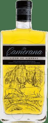 14,95 € Envío gratis   Licor de hierbas Albeldense La Camerana España Botella 70 cl