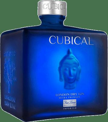 36,95 € Free Shipping | Gin Williams & Humbert Botanic Ultra Premium Spain Bottle 70 cl