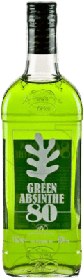 16,95 € Envío gratis | Absenta Antonio Nadal 80 Green España Botella 70 cl
