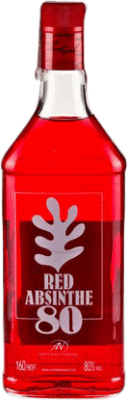 16,95 € Envío gratis | Absenta Antonio Nadal 80 Red España Botella 70 cl