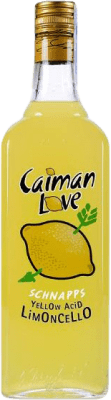 9,95 € Envoi gratuit | Liqueurs Antonio Nadal Caiman Love Limoncello Espagne Bouteille 70 cl