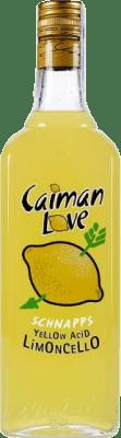 7,95 € Free Shipping   Spirits Antonio Nadal Caiman Love Limoncello Spain Bottle 70 cl