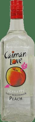 7,95 € Envoi gratuit | Schnapp Antonio Nadal Caiman Love Melocotón Espagne Bouteille 70 cl