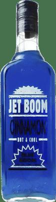 16,95 € Envoi gratuit | Liqueurs Antonio Nadal Jet Boom Cinnamon Blue Espagne Bouteille 70 cl