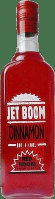 17,95 € Envoi gratuit | Liqueurs Antonio Nadal Jet Boom Cinnamon Red Espagne Bouteille 70 cl