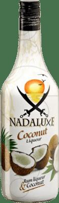 15,95 € Envoi gratuit | Liqueurs Antonio Nadal Nadaluxe Coconut Espagne Bouteille Missile 1 L