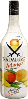 11,95 € Envoi gratuit | Liqueurs Antonio Nadal Nadaluxe Mango Espagne Bouteille Missile 1 L