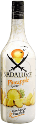 11,95 € Envoi gratuit | Liqueurs Antonio Nadal Nadaluxe Pineapple Espagne Bouteille Missile 1 L