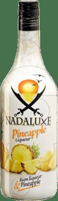 9,95 € Free Shipping   Spirits Antonio Nadal Nadaluxe Pineapple Spain Missile Bottle 1 L