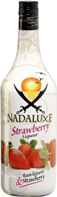 9,95 € Free Shipping   Spirits Antonio Nadal Nadaluxe Strawberry Spain Missile Bottle 1 L