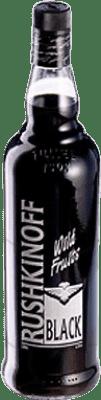 15,95 € Envoi gratuit | Liqueurs Antonio Nadal Rushkinoff Wild Black Espagne Bouteille Missile 1 L