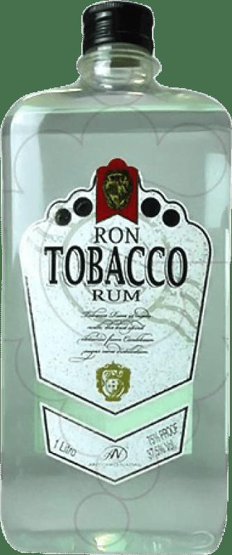 9,95 € Free Shipping | Rum Antonio Nadal Tobacco Blanco Spain Petaca 1 L