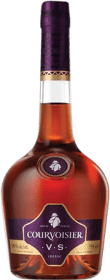 28,95 € Free Shipping | Cognac Courvoisier V.S. Very Special France Missile Bottle 1 L