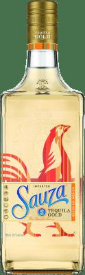 16,95 € Free Shipping | Tequila Suntory Sauza Gold Reposado Mexico Bottle 70 cl
