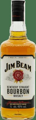 15,95 € Free Shipping | Whisky Blended Suntory Jim Beam United States Missile Bottle 1 L