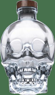 63,95 € Envoi gratuit | Vodka Brockmans Crystal Head Canada Bouteille 70 cl