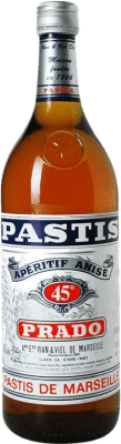 9,95 € Free Shipping | Pastis Bardinet Prado France Missile Bottle 1 L