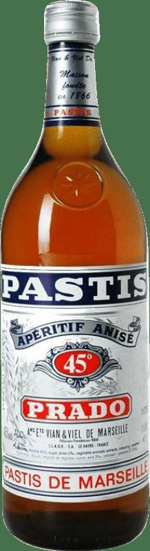 9,95 € Envío gratis   Pastis Bardinet Prado Francia Botella Misil 1 L