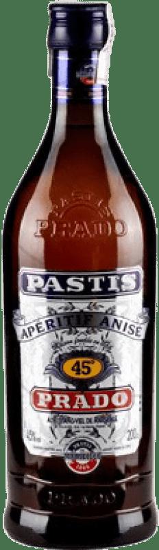 19,95 € Envoi gratuit | Pastis Bardinet Prado France Bouteille Spéciale 2 L