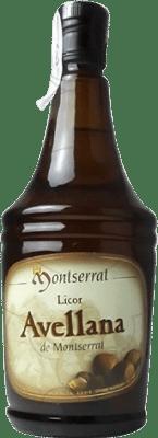 9,95 € Envoi gratuit | Schnapp Anís del Mono Licor de Avellana Montserrat Espagne Bouteille 75 cl